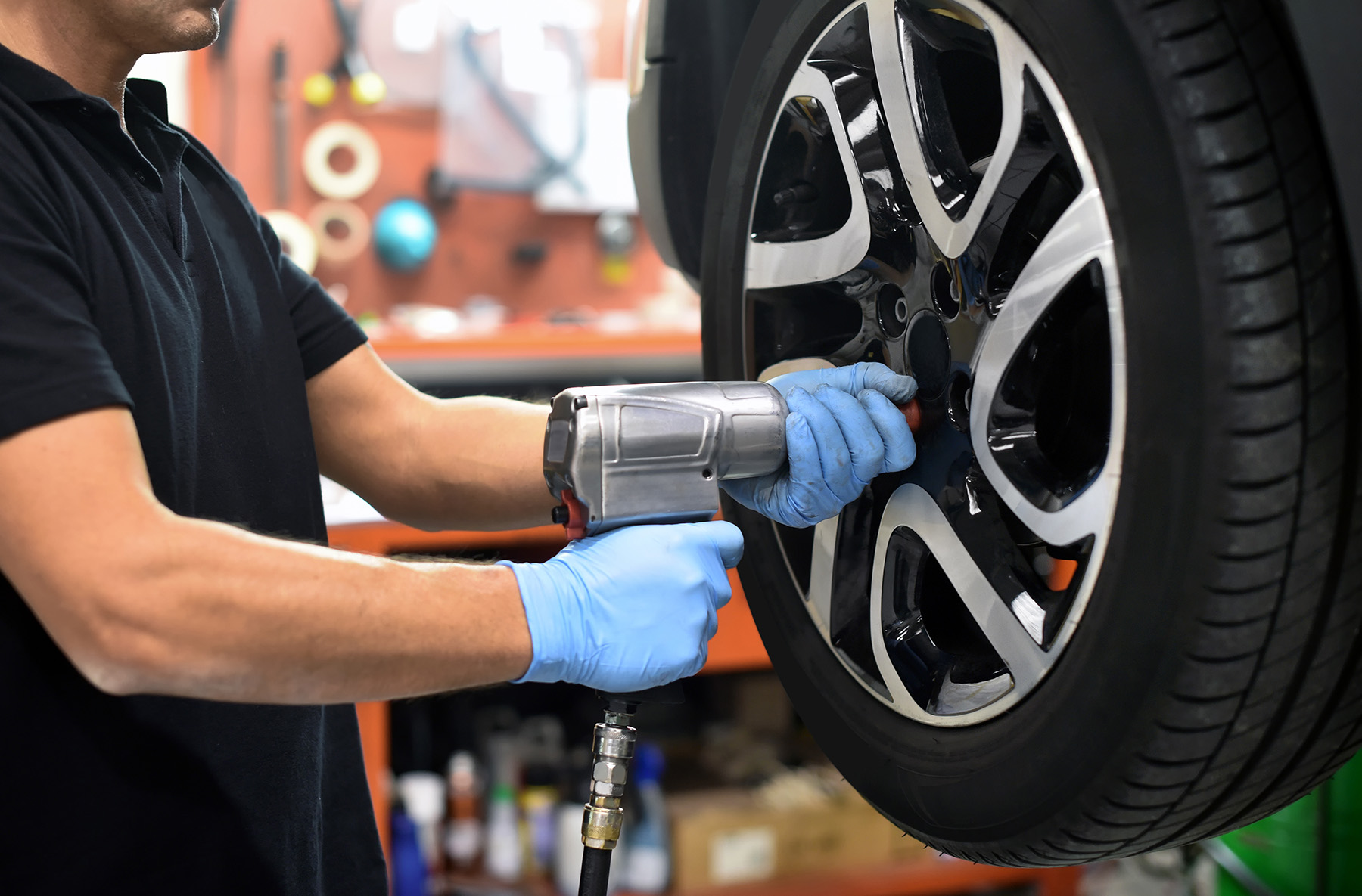 Tire Maintenance and Service Tips